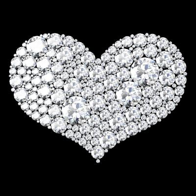 how to make diamond shine at home
