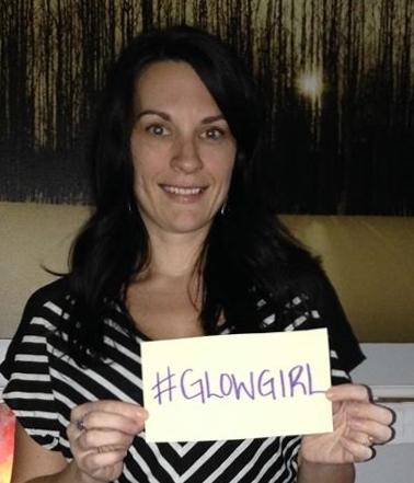 Glow Girl – Leanne Oaten