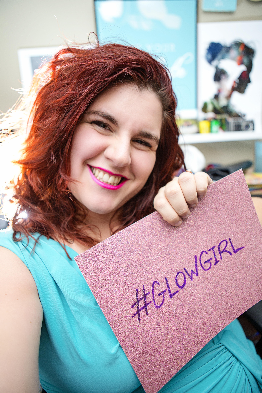 Glow Girl! Teri Hofford