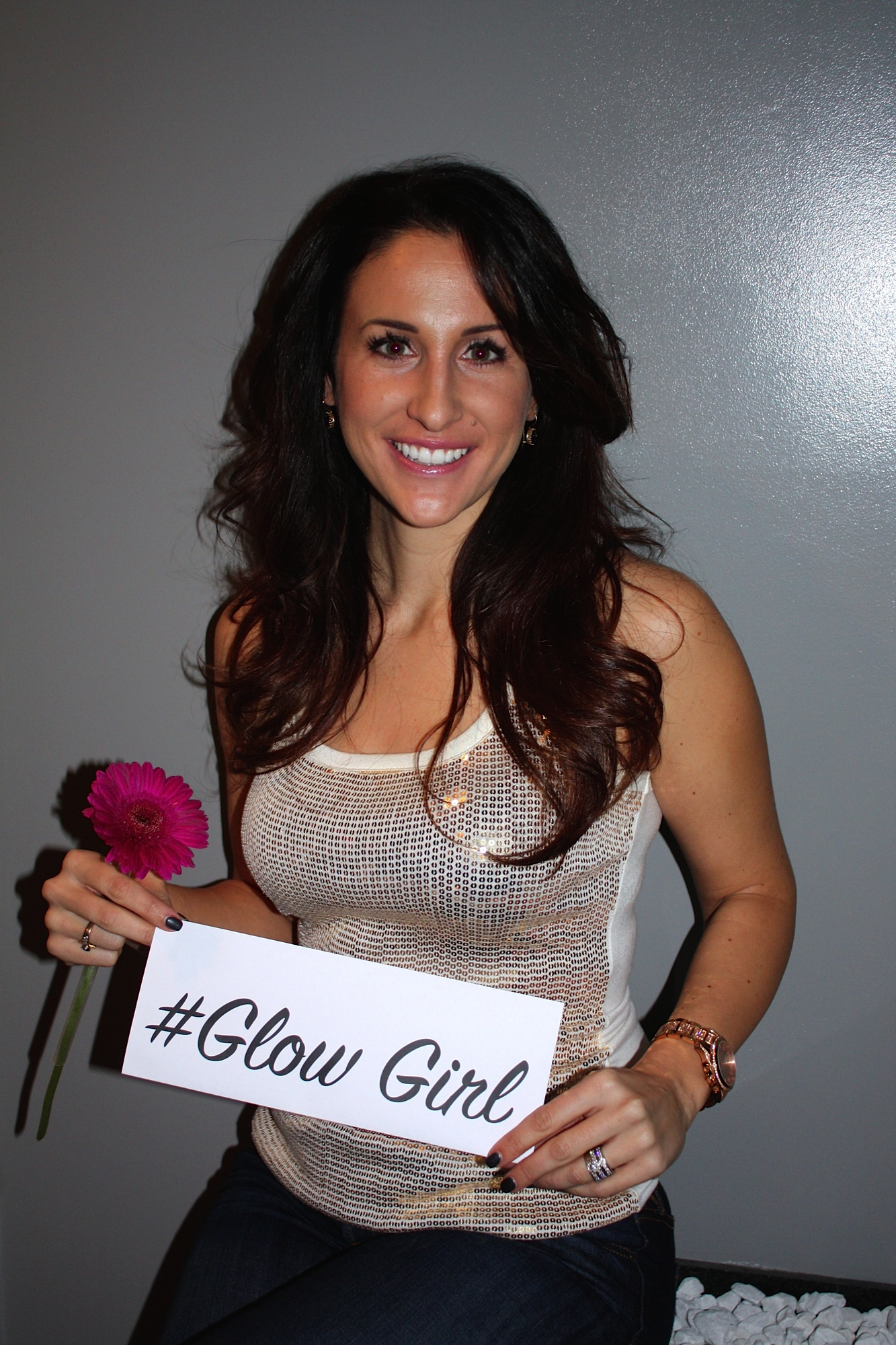 Glow Girl! Leah LaVanway