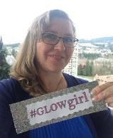 Glow Girl! Tetyana Golota